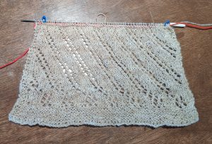 Lace Sampler Pattern One