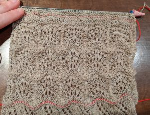 Knit Lace, Pattern 2