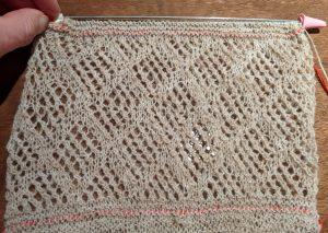 Knit Sampler Pattern Three